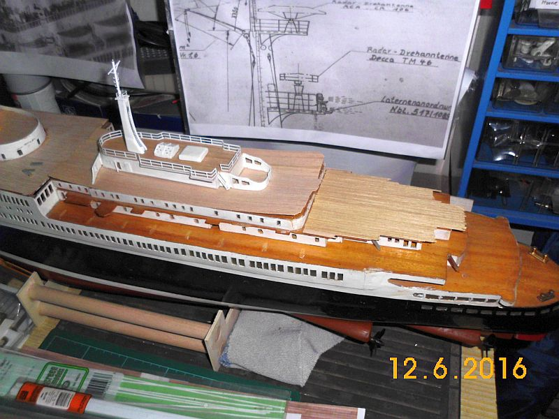 TS Bremen V - Restaurationsbericht zu einem alten Modellschiff in 1/200 - Seite 4 620