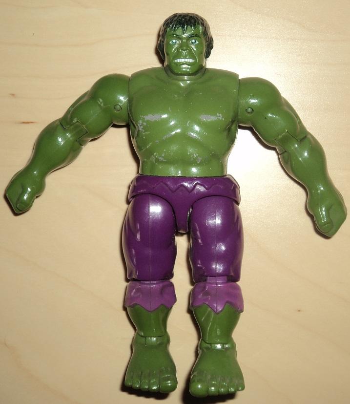 cerco hulk die cast vintage Hulk_511