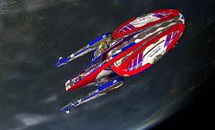 Fleet Avenger Battle Cruiser