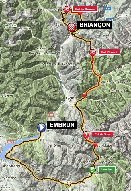 le Bordel à Frico Map_1010