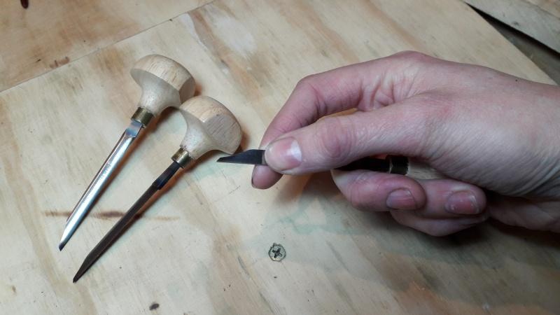 Préparation d'échoppes, quelques conseils 20160646