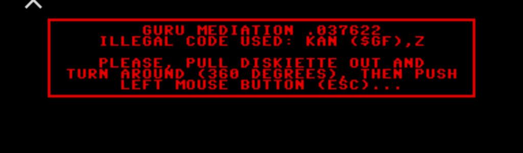 [Micro 8/16 Bits] ATHANOR II - La légende des Hommes-Oiseaux - Page 13 Screen10