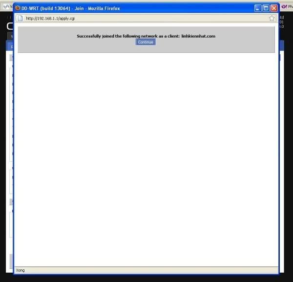 Hướng dẫn chung thiết lập cấu hình router BUFFALO up bản DD-WRT thu phát sóng Wifi Huongd12
