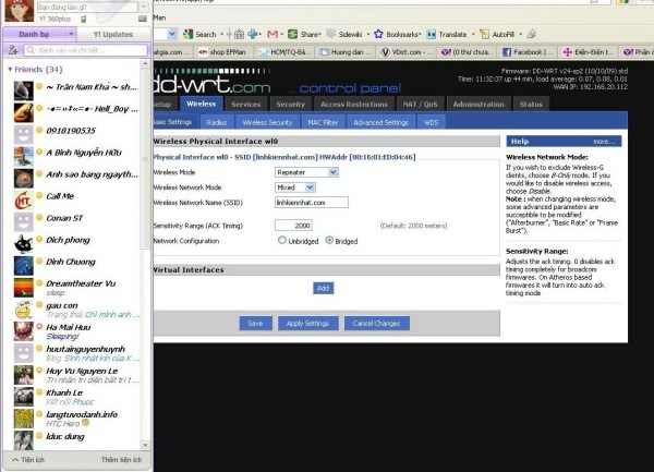 Hướng dẫn chung thiết lập cấu hình router BUFFALO up bản DD-WRT thu phát sóng Wifi Huongd15