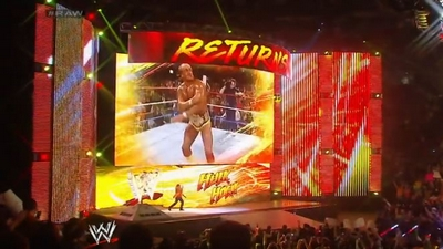 #RAW82 : Hulkster Guest Host tonight 011