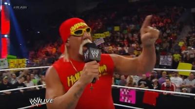 #RAW82 : Hulkster Guest Host tonight 1015
