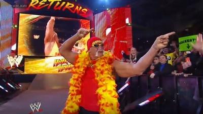 #RAW82 : Hulkster Guest Host tonight 516