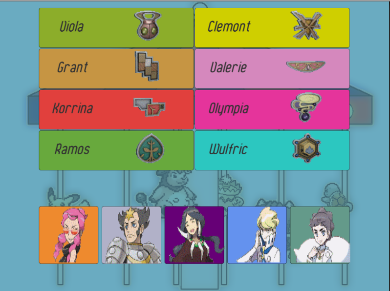 Pokemon Carousel - Version 0.4 - BETA Screen10