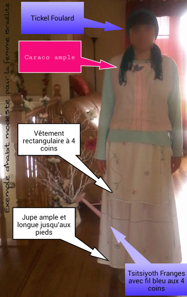 Exemples d'habits modestes  pour la femme Israélite Modest13