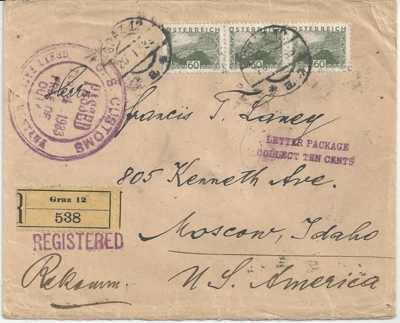 Österreich 1925 - 1938 - Seite 4 Bild13