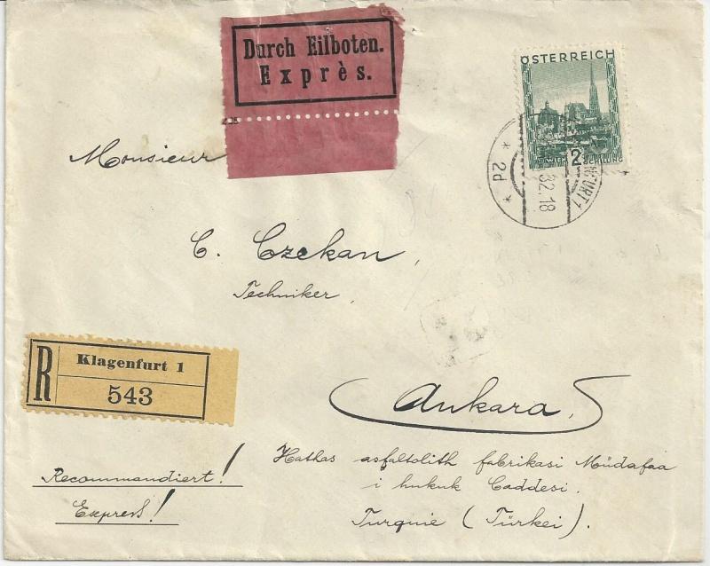 Österreich 1925 - 1938 - Seite 4 Bild17