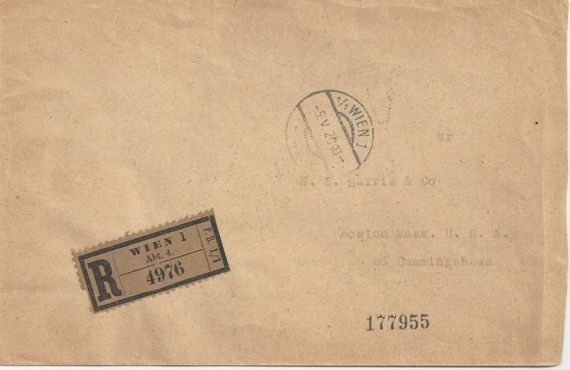 Inflation in Österreich - Belege - 1918 bis 1925 - Seite 7 Bild18