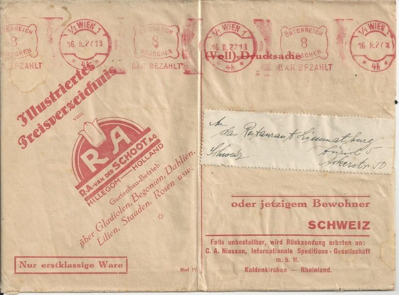 Österreich 1925 - 1938 - Seite 4 Bild21