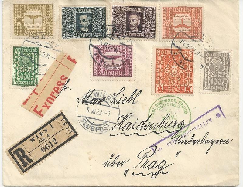 Devisenkontrolle im Deutschen Reich nach Ende des 1. Weltkrieges - Seite 2 Bild25