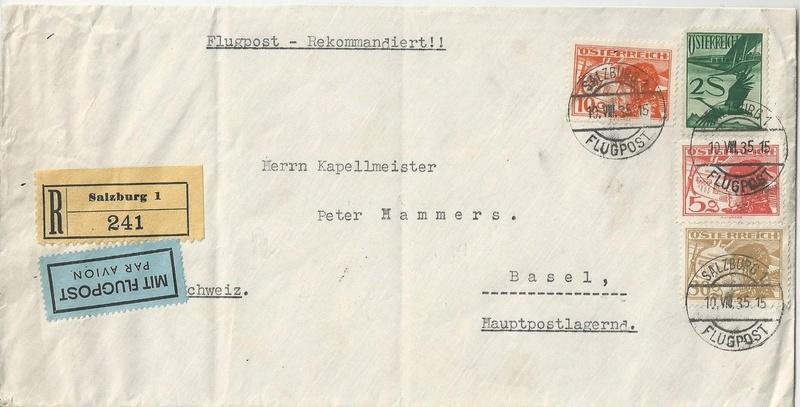 Österreich 1925 - 1938 - Seite 5 Bild30
