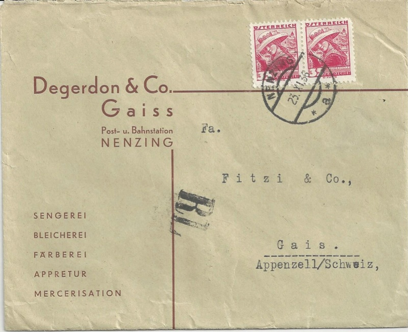 Österreich 1925 - 1938 - Seite 5 Bild40