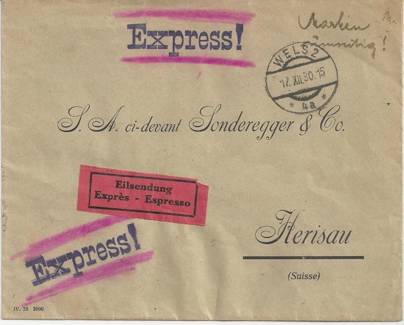Österreich 1925 - 1938 - Seite 5 Bild_214