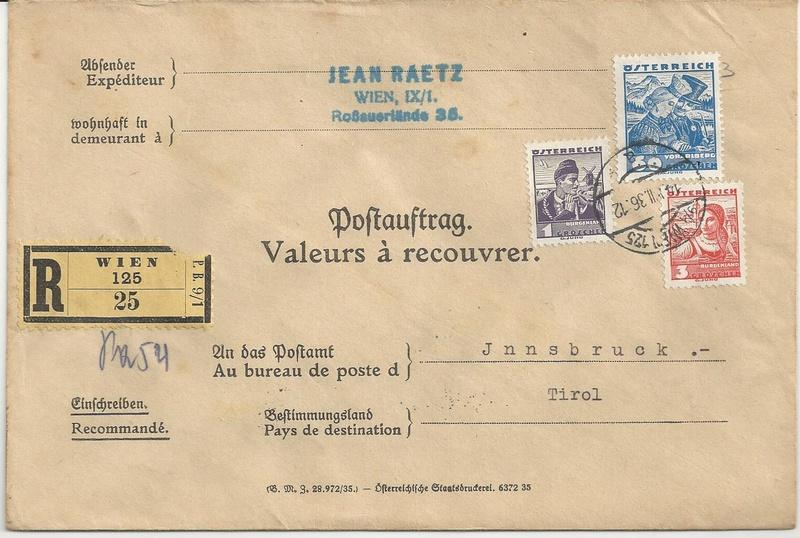 Österreich 1925 - 1938 - Seite 5 Bild_234