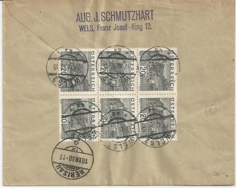 Österreich 1925 - 1938 - Seite 4 Bild_313