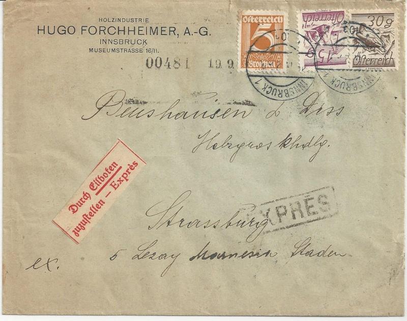 Österreich 1925 - 1938 - Seite 4 Bild_316