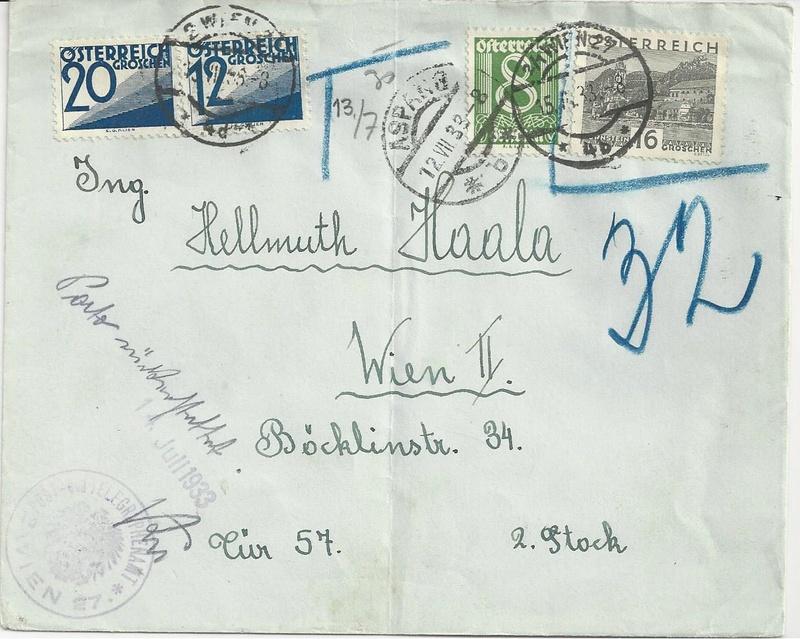Österreich 1925 - 1938 - Seite 5 Bild_329