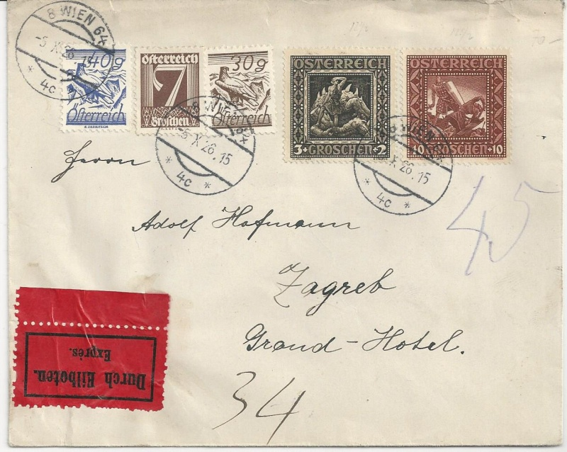 Österreich 1925 - 1938 - Seite 4 Bild_511