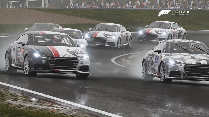 Audi TT CUP 2016 Forza-10