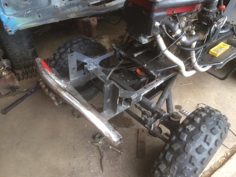 MTD off-road romper build. - Page 37 13662510