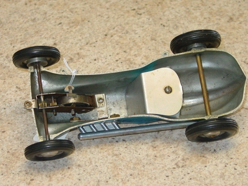 Thimble Drome cars without engine? Cox_ca11