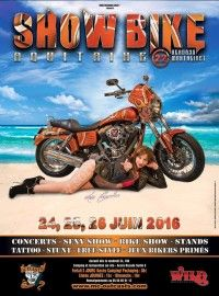 Show Bike 2016 du 24 au 25 Juin 2016 à Vendays Montalivet 52d46810