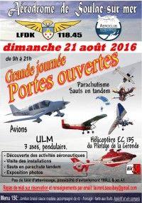 Portes Ouvertes Aéroclub le 21 Aout 2016 à Soulac sur Mer 687a8410