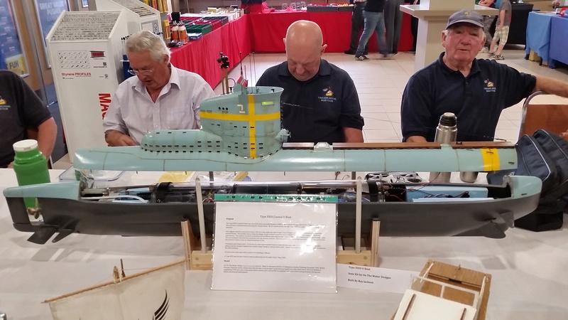Haydock Park - Model Boat Convention 2016 20160823
