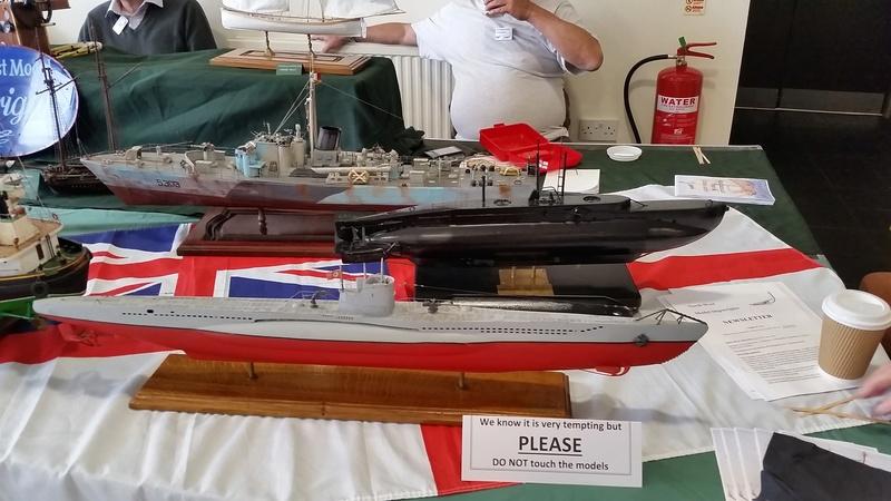 Haydock Park - Model Boat Convention 2016 20160824