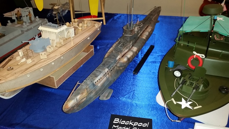 Haydock Park - Model Boat Convention 2016 20160827