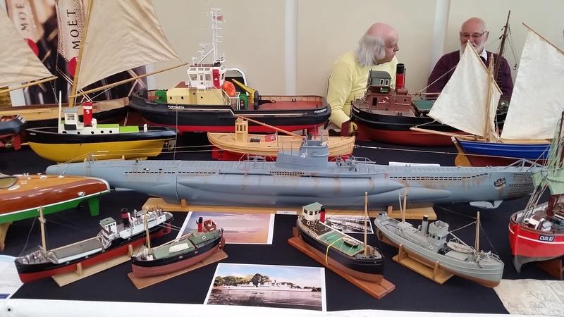 Haydock Park - Model Boat Convention 2016 20160828