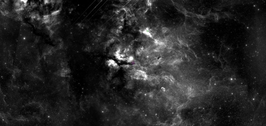 IC1318 et le croissant Index10