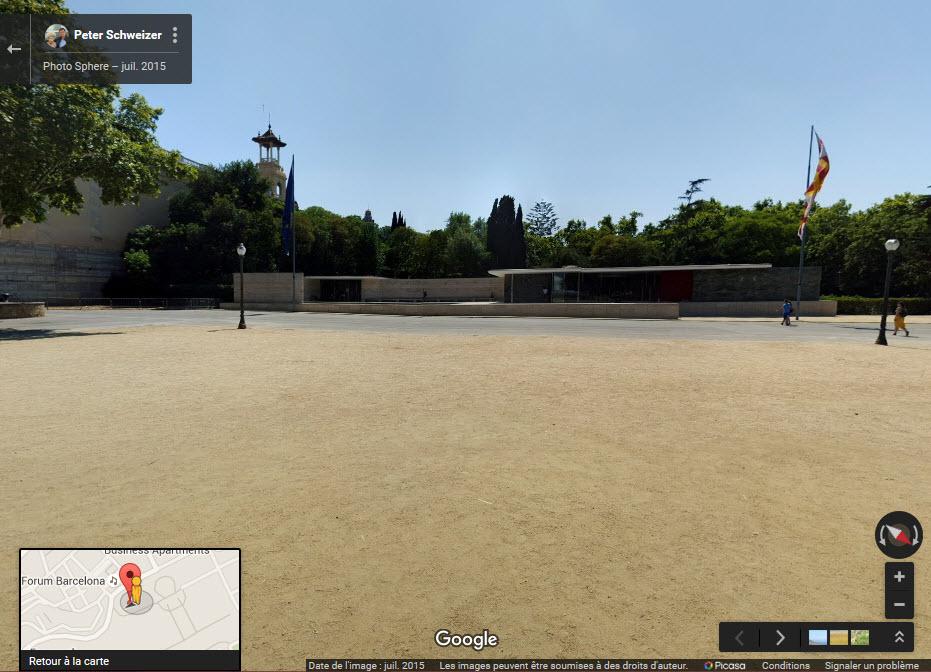 Pavillon Mies Van der Rohe, Barcelone - Espagne 2016-014