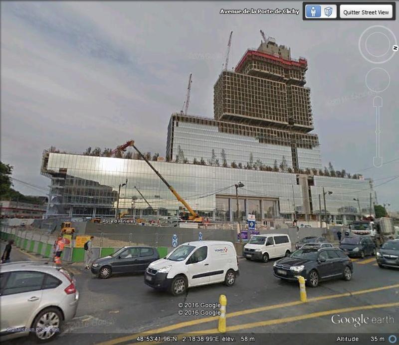 [Bientôt visible sur Google-Earth] Futur Palais de Justice - Paris B125