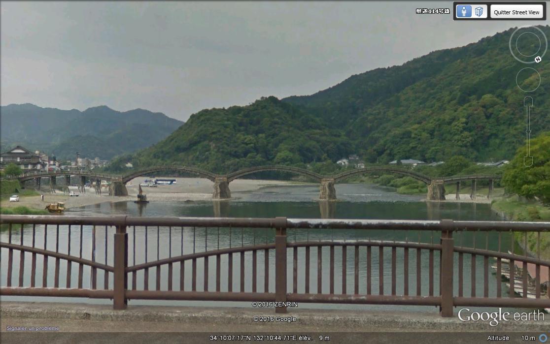 Les ponts en bois du monde. B17
