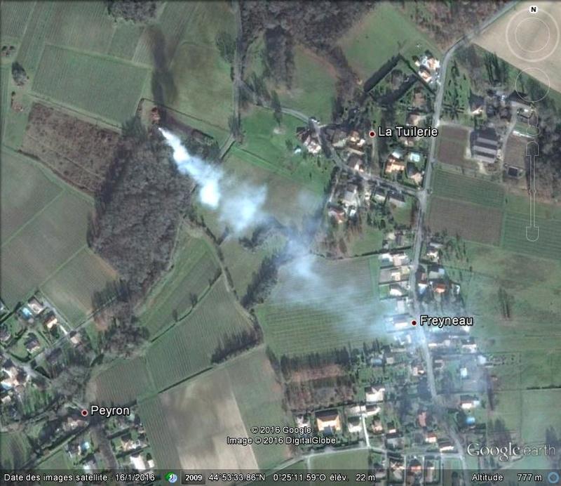 Au feu ! !  [Les incendies découverts dans Google Earth] - Page 7 B20