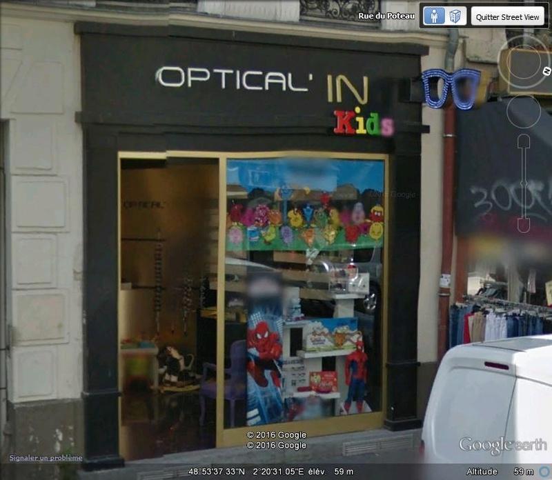 STREET VIEW : les façades de magasins (Monde) - Page 9 B38