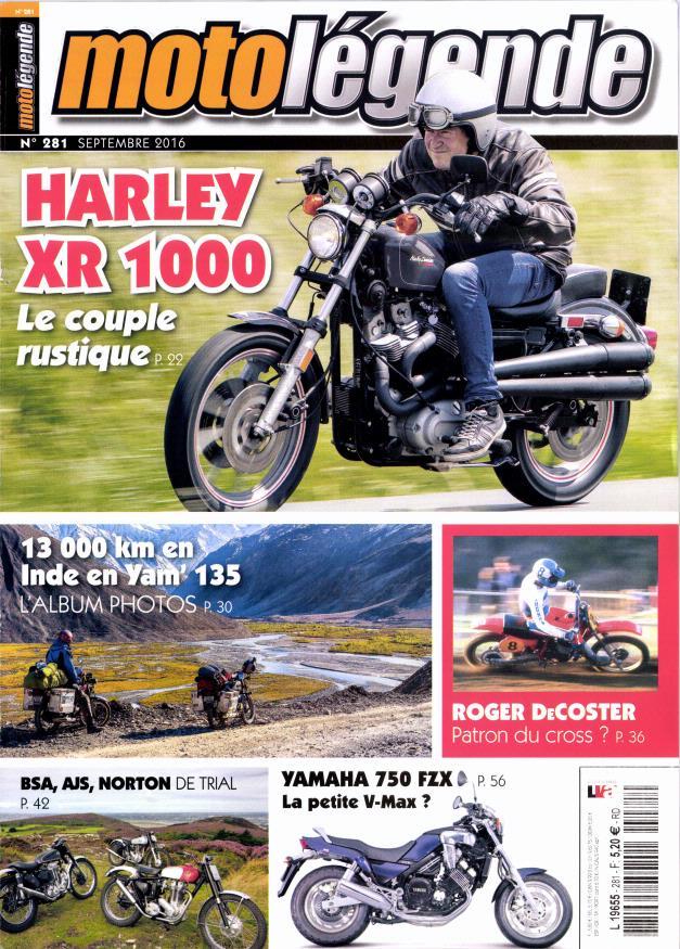 Moto légende parle de la XR 1000.... Mole10