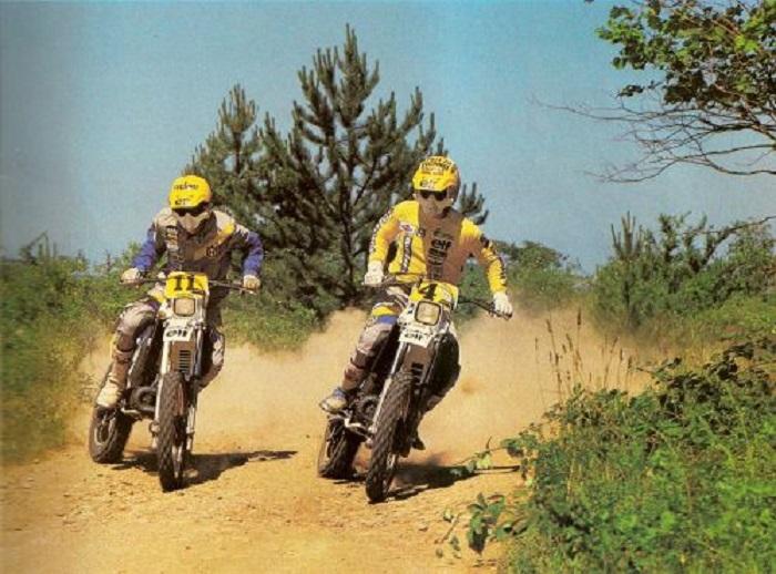 Moto revue Classic:la Street Tracker de Peterhansel.... Peterp11
