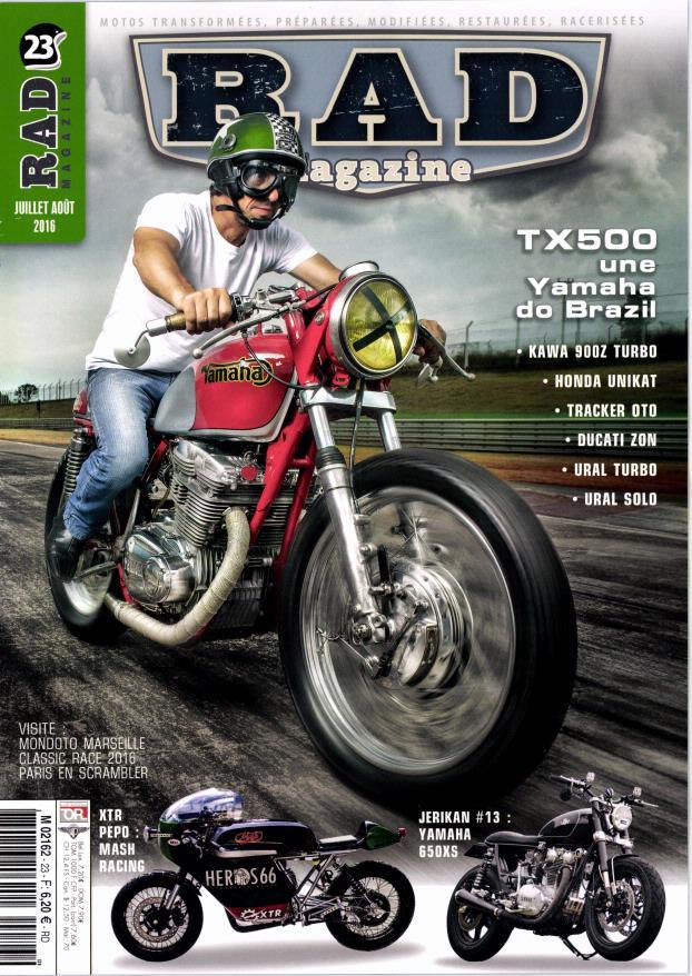 Yamaha do Brazil et des Ural à gogo.... Rad10