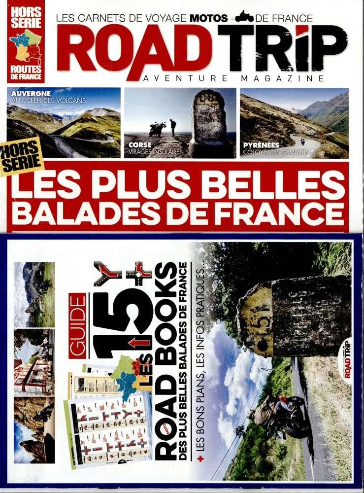 Spécial routes de Frances et les bonnes adresses en Corse... Trip10