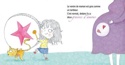 documentation pour les enfants, jumeaux esseulés Xuhn0410