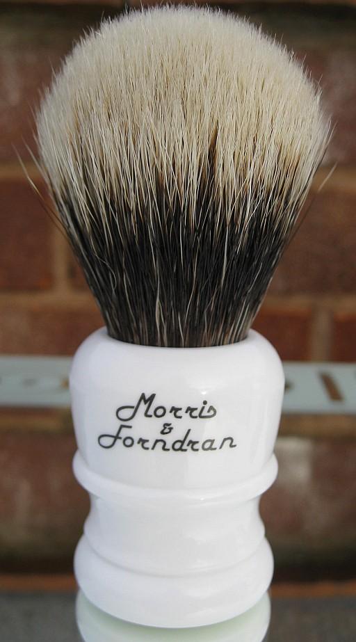 Blaireau Morris & Forndran - lequel et quelle dimensions  Morris10