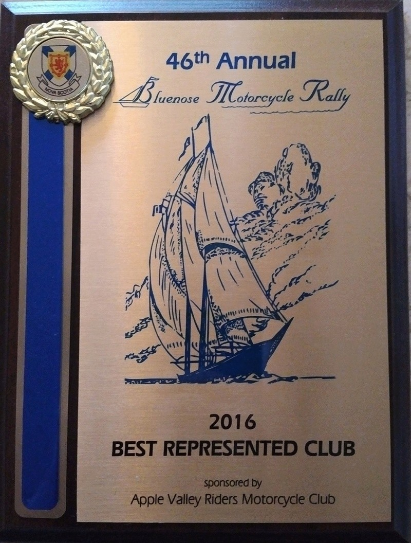 Bluenose Rally - 2016 Bluesn10