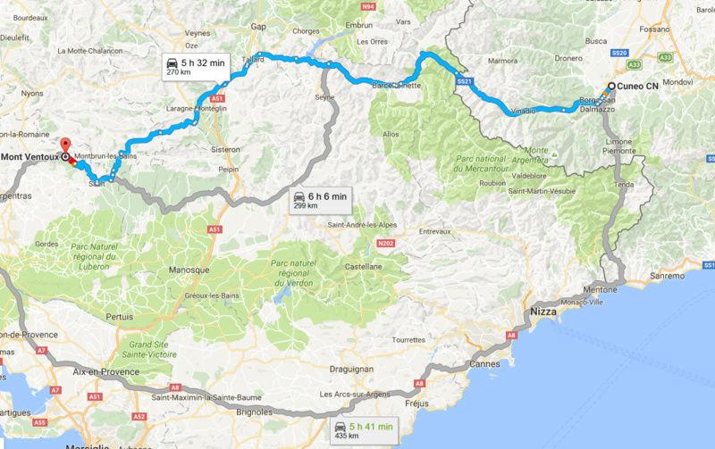 22-23-24-25 LUGLIO 2017  tour del Verdon, Luberon, Mont Ventoux, Ardeche Camargue 210