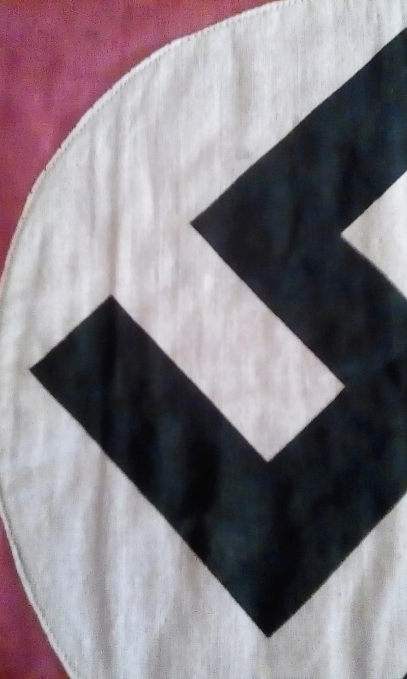 Drapeau allemand WW 2 30*40 210